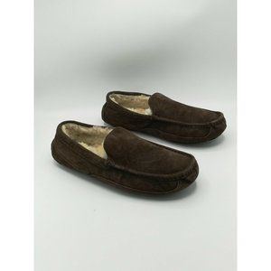 Ugg Ascot Suede Moccasin Comfort Slippers